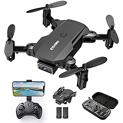 Foldable Mini Drone with 1080P HD Camera, RC Quadcopter for Adults and Kids