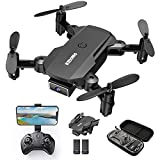 Foldable Mini Drone with 1080P HD Camera, RC Quadcopter for Kids