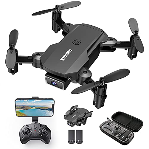 Foldable Mini Drone with 1080P HD Camera, RC Quadcopter for Kids and Beginner