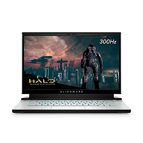 Alienware m15 R4 15.6 Inch FHD Gaming Laptop, Intel Core i7-10870H, NVIDIA...