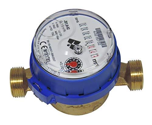'Agua Contador 3/4 de agua fría Q3 4,0 m³ 30 °C Diseño L