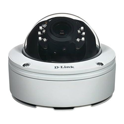 D-Link DCS-65175 - Telecameradi rete megapixel varifocale a cupola per esterni