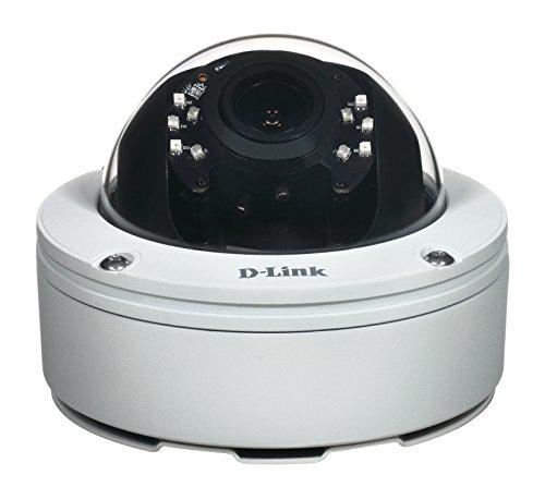 D-Link DCS-6517 5 Megapixel Varifocal Outdoor Dome Netzwerk Kamera