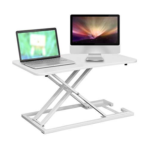 Zhangapn1 Staande Werkbank Bureau Heftafel Verhoogd Draagbare Aluminium Vouwtafel Laptop Stand Beste Gift