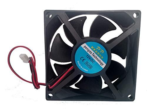 Ventilador 80x80 24v  marca tresd print tech