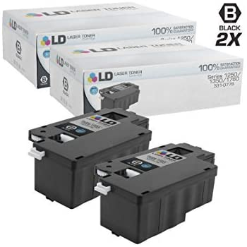 MS Imaging Supply Laser Toner Cartridge Cartridge Replacement for Dell 331-0717 Magenta, 2 Pack 2Y3CM