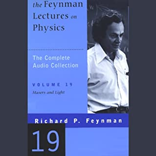 The Feynman Lectures on Physics: Volume 19, Masers and Light cover art