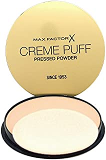 Max Factor Creme Puff No. 81 Foundation, Truly Fair, 0.74 Ounce