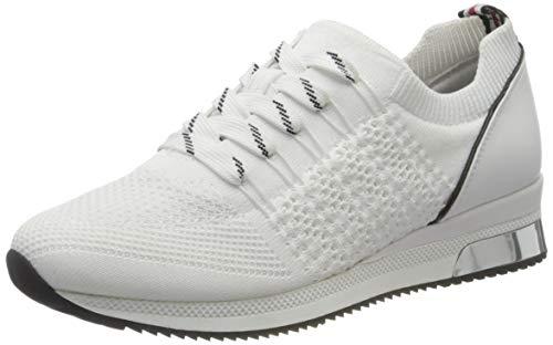 MARCO TOZZI Damen 2-2-23750-35 Sneaker, White Comb, 38 EU