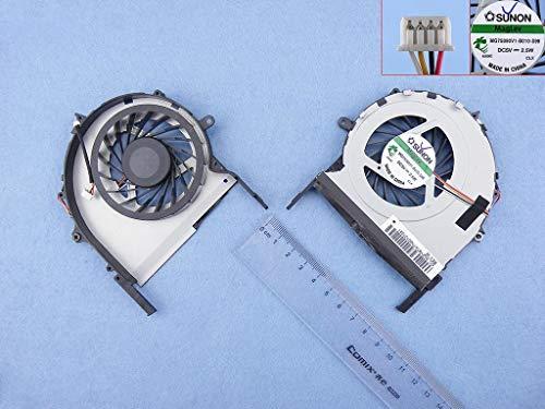 Kompatibel für Acer Aspire 7745 AS7745 7745G AS7745G 7745G-5454G50BNks Lüfter Kühler Fan Cooler