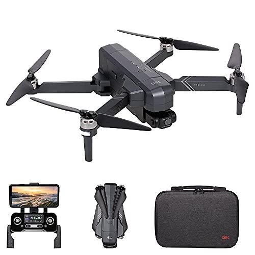 Drone Sjrc F11 Pro 4k Gimbal Brushless 5Ghz (3 Baterias) (Cinza)