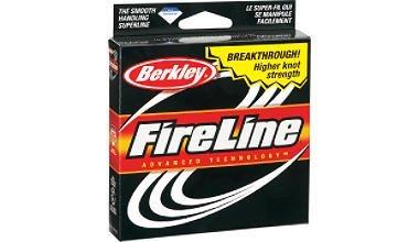 berkley fireline crystal 6lb