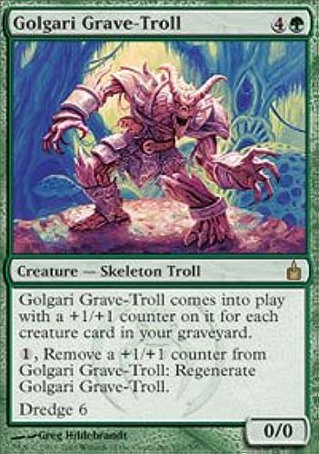 comprar nuevo barato Magic  the Gathering - Golgari Golgari Golgari Grave-Troll - Ravnica by Wizards of the Coast  hasta 60% de descuento