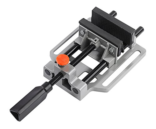 WABECO Maschinenschraubstock 100 mm Werkbank Schraubstock