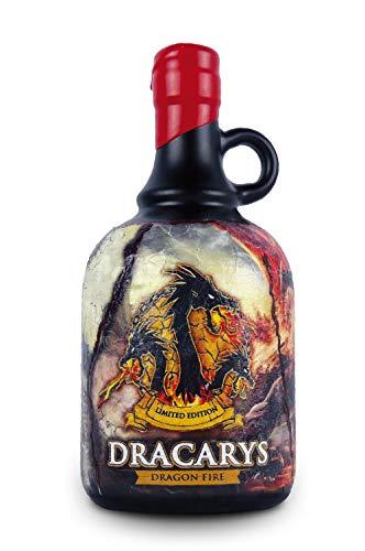 Dracarys Edición Limitada- Serie 1- Botellas Numeradas