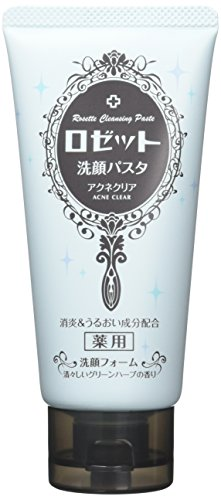 Rosette Face Wash Acne Clear 120g