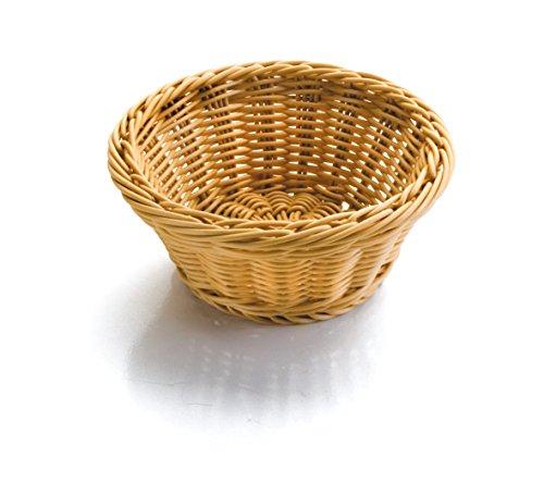 Lacor-Cestino per il pane rotondo 19 x 19 x 8 cm naturale