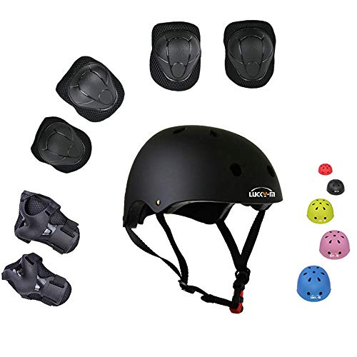 UniqueFit Lucky-M Kids Outdoor Sports Protective...