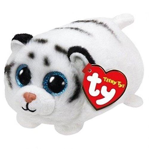 TY 42209 Zack Tiger Plüschtier, Mehrfarbig