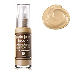 Plain Jane Beauty Organic Foundation