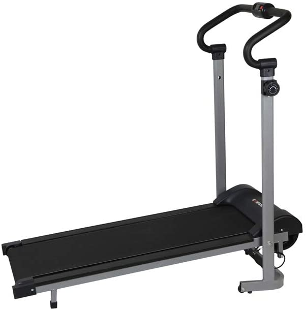 Confidence-Fitness-Magnetic-Manual-Treadmill