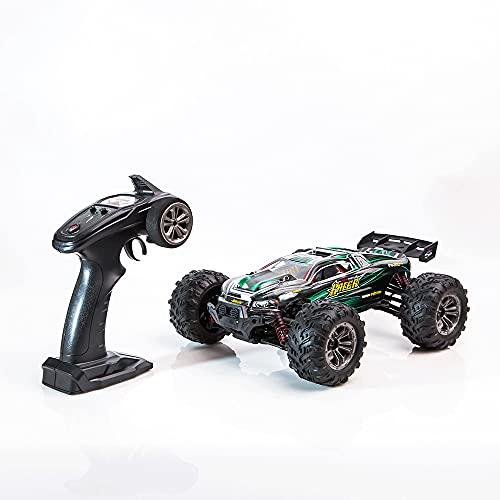KGUANG Bigfoot 4WD Off-Road RC Coche de Alta Velocidad 36 km/h Adulto Niño Carreras Amortiguador Escalada 2.4G Control Remoto Buggy Carga USB Vehículo de Juguete para niños Cumpleaños Regalo de Navi