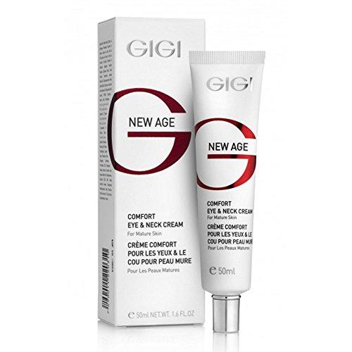 GIGI New Age Comfort Eye & Neck Cream 50ml 1.76fl.oz