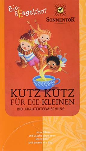Sonnentor Kutz Kutz für die Kleinen Bio-Bengelchen bio, Beutel (Vormals Schnupfnasen-Tee) 2er Pack (2 x 20 g)