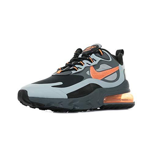 Nike Air Max 270 React WTR Sneakers Grigio Nero Arancio CD2049-006