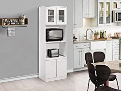 Kings Brand Furniture - Tall Kitchen Pantry Review