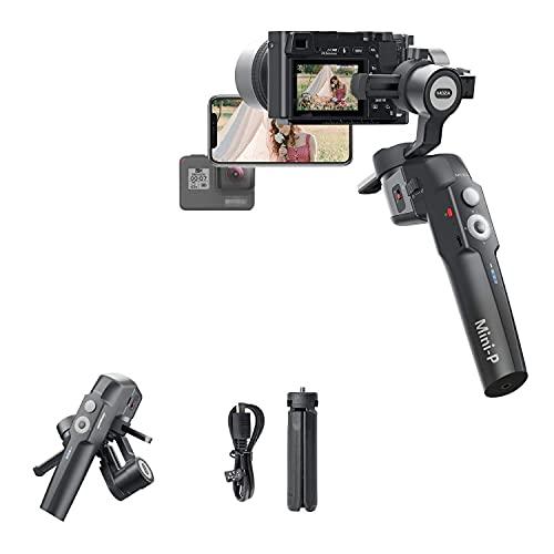 Estabilizador Moza Mini-P Gimbal para Câmera e Smartphone