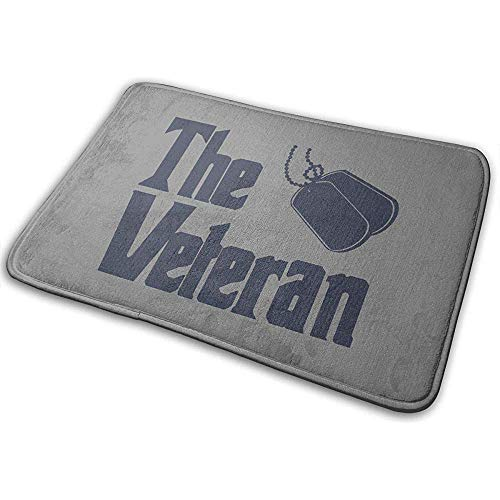 Liumt The Veteran deurmat, antislip, voor badkamer, keuken, tapijt