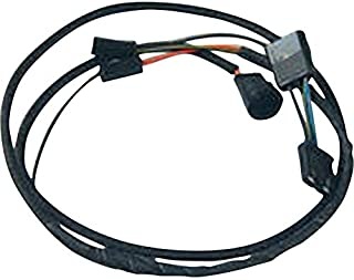 Eckler's Premier Quality Products 33180967 Camaro Kickdown Switch Wiring Harness Automatic Transmission Turbo HydraMatic 400 (TH400)