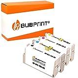 Bubprint 4 Cartucce d'inchiostro compatibili per Epson 35XL T35 XL T3591 - T3594 per WorkForce Pro WF-4720DWF WF-4725DWF WF-4730DTWF WF-4735DTWF WF-4740DTWF
