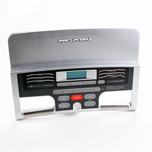 Proform Lifestyler 258590 Treadmill Console Genuine Original Equipment Manufacturer (OEM) Part