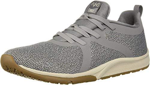 Ryka Women's Fizz Walking Shoe, Frost Grey, 8 W US
