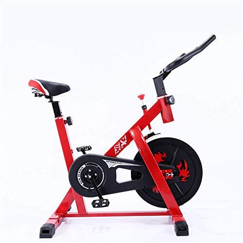 YUHT Bicicletas de Ciclismo de Interior Bicicleta de Ejercicios para el hogar Equipo de Deportes de Interior Ultra silencioso Bicicleta de Spinning Fitness Master Workout Machine Load 150Kg Bicic