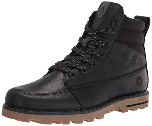Volcom Men's SUB Zero High Rise Hiking Boots, New Black, 10 US