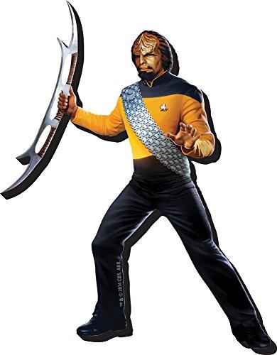 Aquarius Star Trek Next Generation - Worf Chunky Magnet