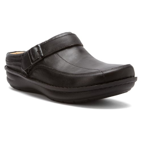 Alegria Men's Black Nappa Chairman 43 (US Men's 9.5) B(M) US