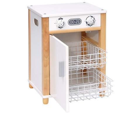 Betzold 56359 Spülmaschine für Kindergarten-Modulküche - Geschirrspüler für Spielküche aus Holz