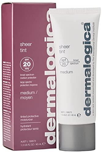 DermalogicaSheer Tint Medium SPF20, 40 ml
