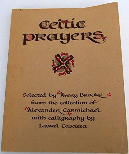 Celtic Prayers (English and Celtic Languages Edition)