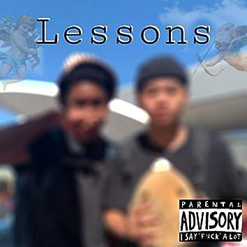 Lessons (feat. QDEBOIS)
