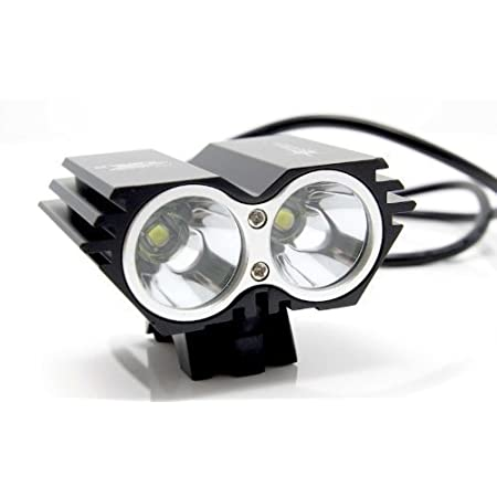 CREE Front Light USB XML Cycling Bike Bicycle Light 8000LM T6 Lamp Headlamp