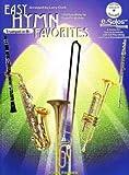 EASY HYMN FAVORITES - arrangiert für Trompete - mit CD [Noten / Sheetmusic] Komponist: CLARK L + FELDSTEIN D