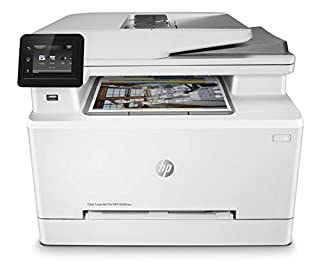 HP Color LaserJet Pro M282nw, Stampante Wi-Fi Multifunzione, Fino a 21 ppm, fronte/retro automatico, ADF, Display Touchscreen, Bianca (B081FGZZYH) | Amazon price tracker / tracking, Amazon price history charts, Amazon price watches, Amazon price drop alerts