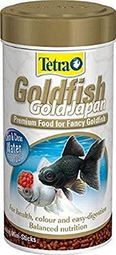 Tetra Goldfish Gold Japan Nourriture pour Poissons Japonais 250 ML Lot de 2