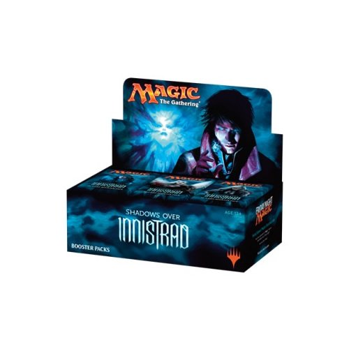 Wizards Of The Coast MTG-SOI-BD-EN - Shadows Over Innistrad Booster Display, Englisch, 36 Packs