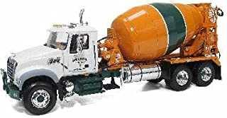 First Gear Mack Granite MP Series with Standard Mixer 1:34 Scale